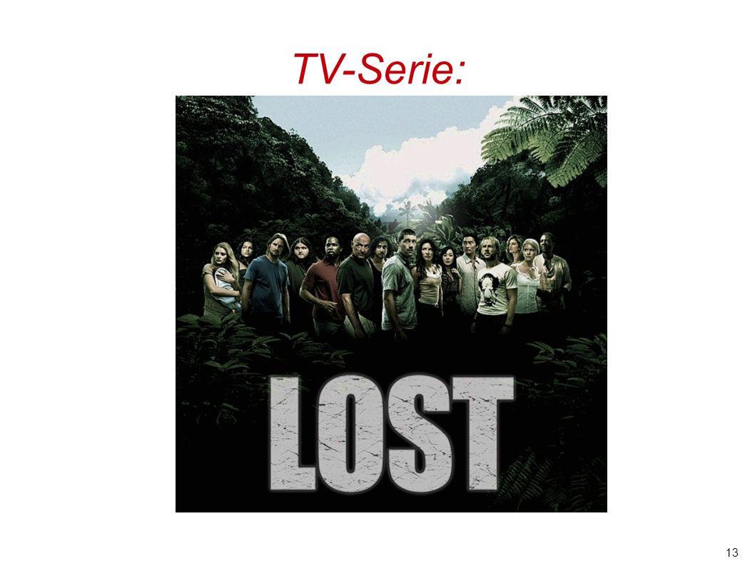 13 TV-Serie: