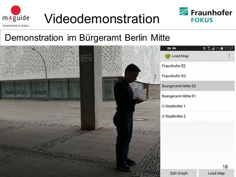 heureka Consult Demonstration im Bürgeramt Berlin Mitte 18 Videodemonstration