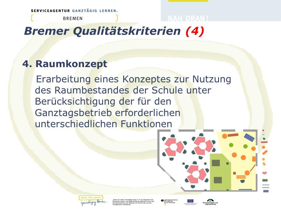 Bremer Qualitätskriterien (4) 4.