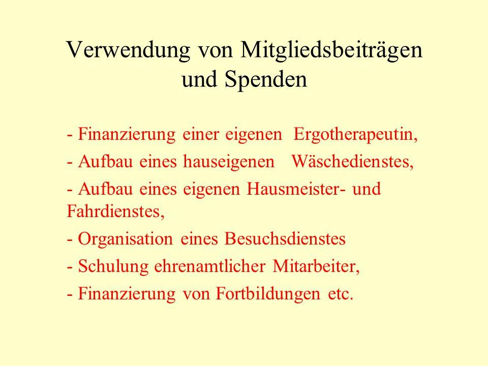 Gründung des Pflegedienstes Auflösung der Sozialstation der Diakonie Bückeburg–Eilsen, Gründung des ev.