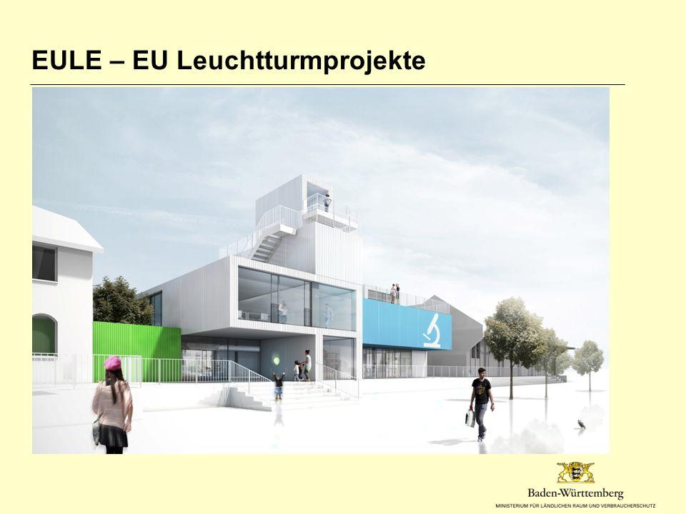 EULE – EU Leuchtturmprojekte