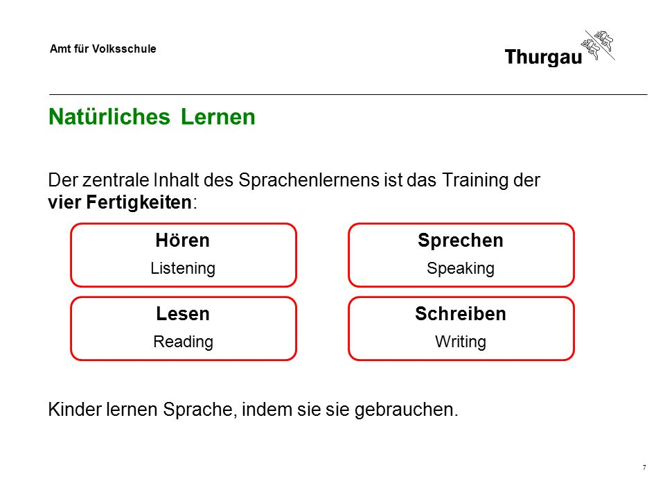 Amt für Volksschule 8 Rahmenbedingungen Zusätzliche Lektionen für die Schülerinnen und Schüler: 3.