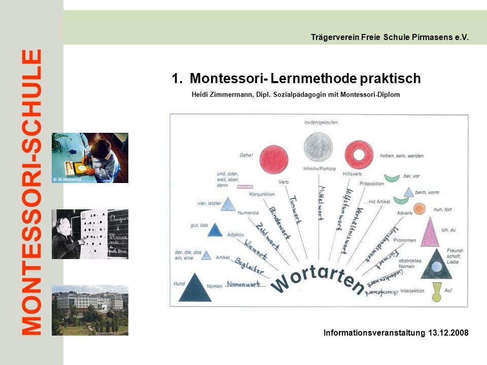 MONTESSORI-SCHULE Trägerverein Freie Schule Pirmasens e.V.