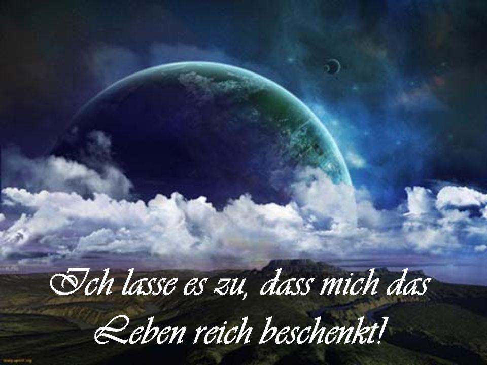 Die Welt ist sicher und freundlich. Ich bin im Frieden mit dem Leben Die Welt ist sicher und freundlich. Ich bin im Frieden mit dem Leben.
