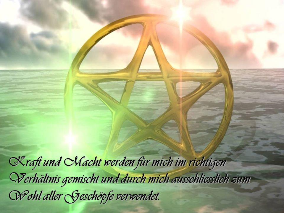 Durch die Erlangung von immer mehr Wissen eröffnet sich mir die volle Magie des Lebens!