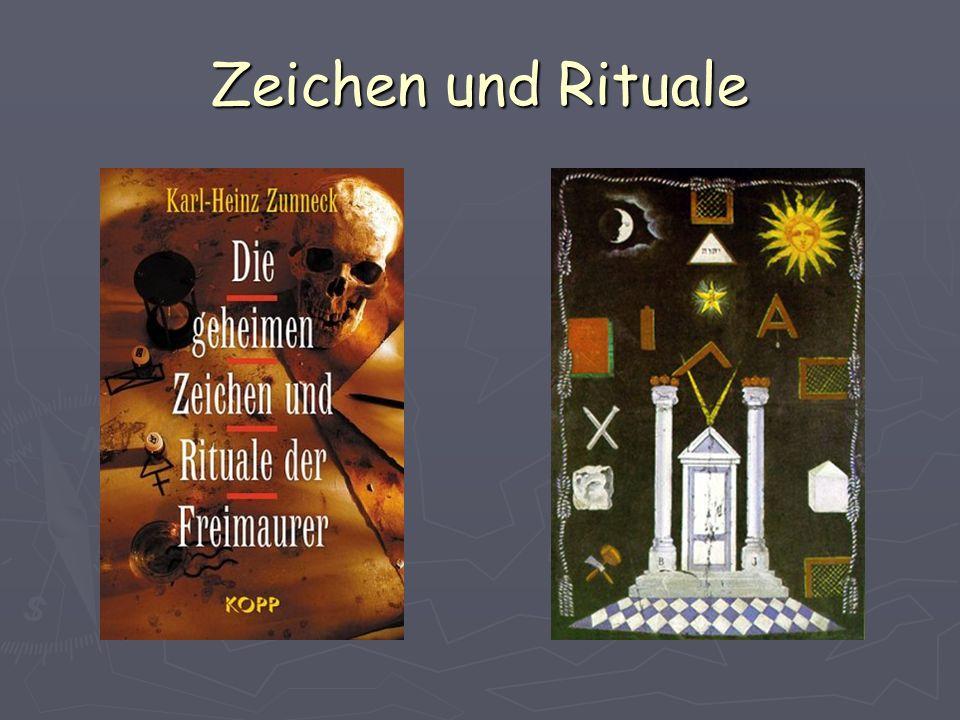 Zeichen und Rituale