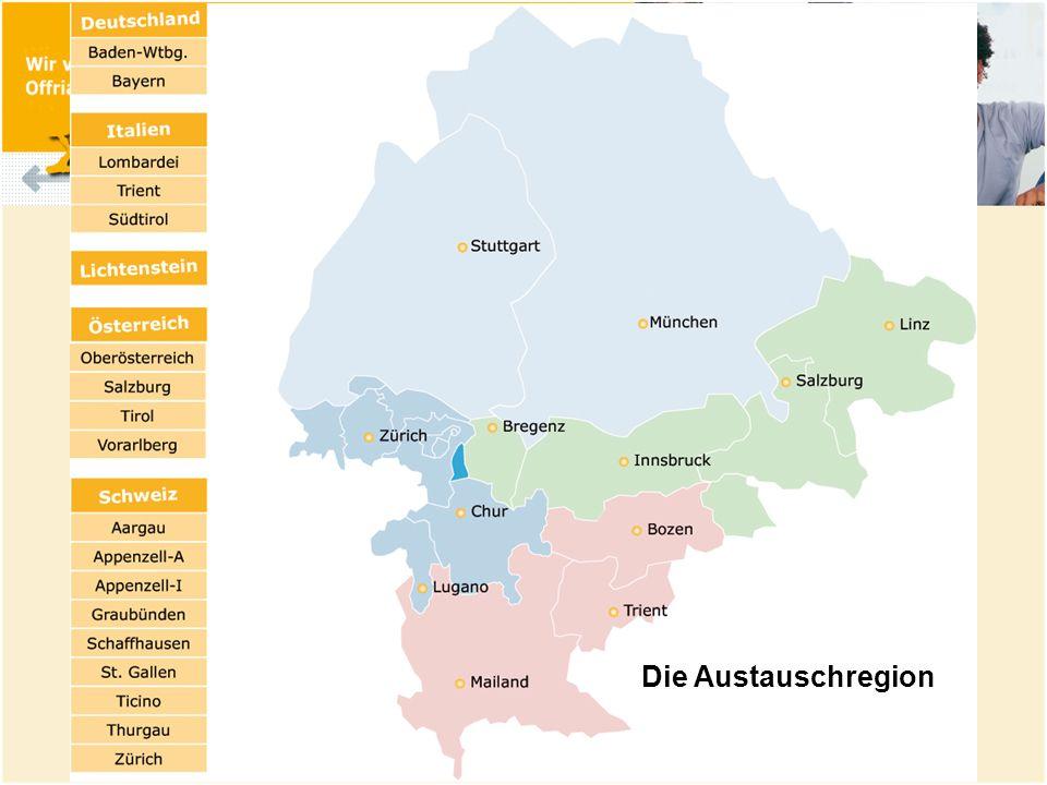 Die Internationale Bodenseekonferenz (IBK) und die Arbeitsgemeinschaft Alpenländer (Arge Alp) haben dieses Projekt 2000 ins Leben gerufen.