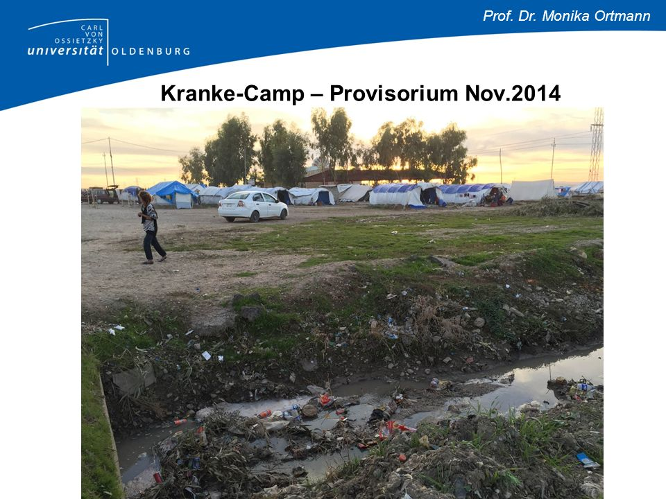 Prof. Dr. Monika Ortmann Kranke-Camp – Provisorium Nov.2014