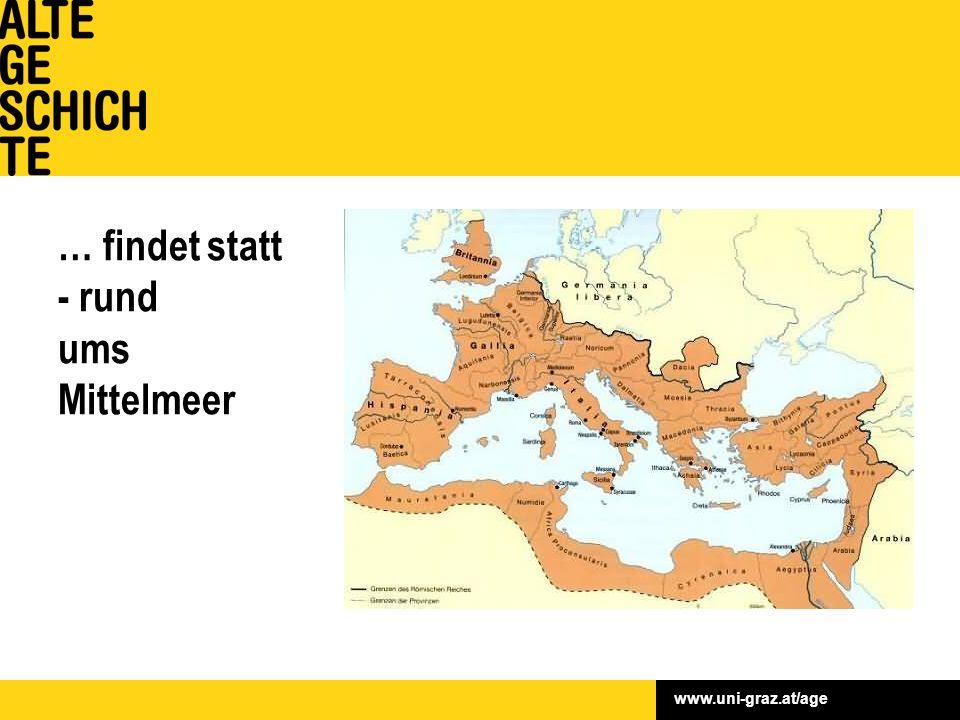 www.uni-graz.at/age … findet statt - rund ums Mittelmeer