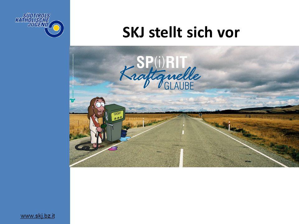 www.skj.bz.it SKJ stellt sich vor