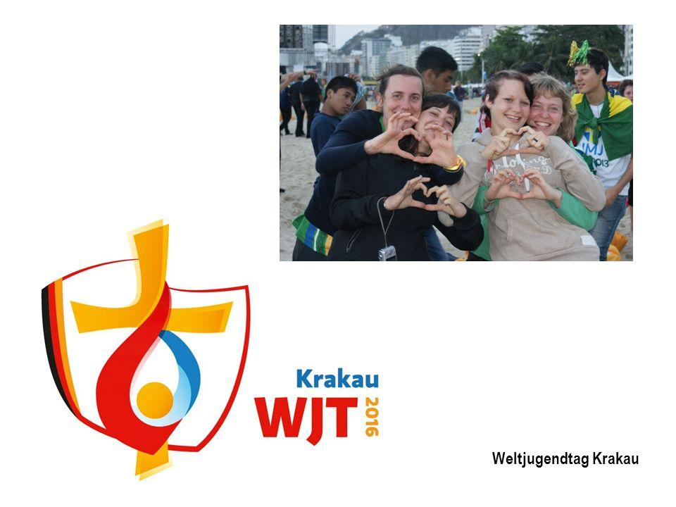 Weltjugendtag Krakau