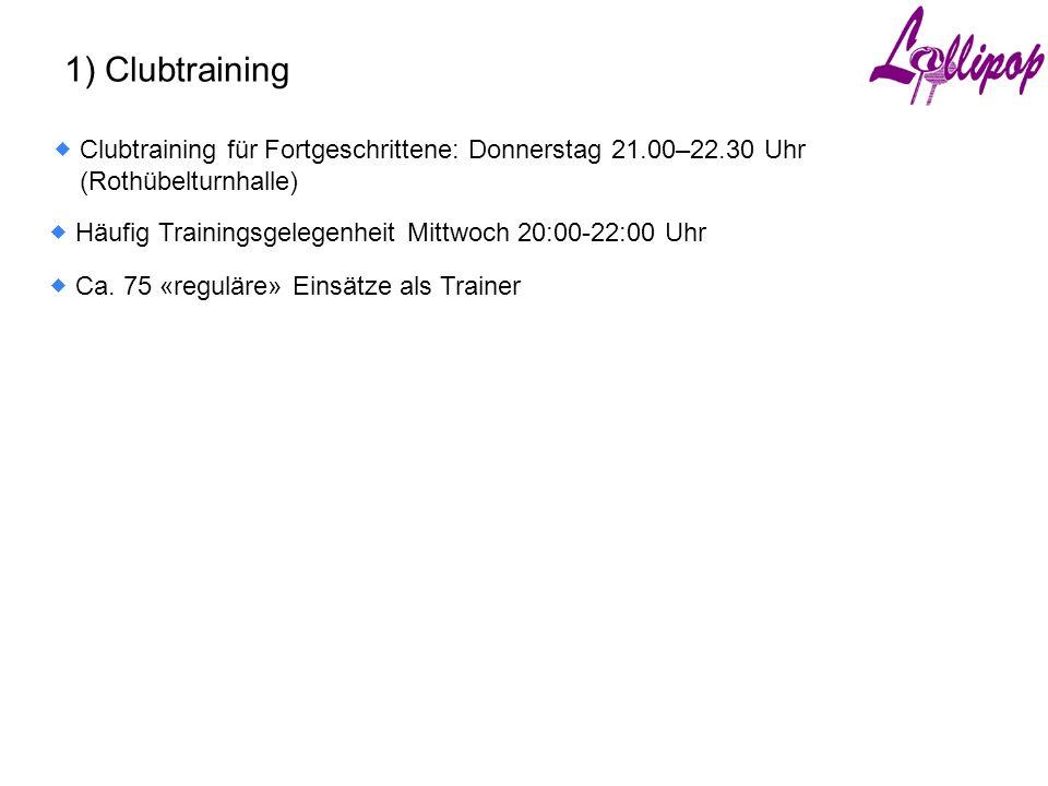 2) Tanzkurse 4 Tanzkurse 2011:  Kurs 7 (Frühjahr)  Kurs 1 (Frühling)  Kurs 1-2 (Spätsommer, Herbst)  Das Tanzfest (13.04.2011, Jugendkulturhaus Flösserplatz Aarau)
