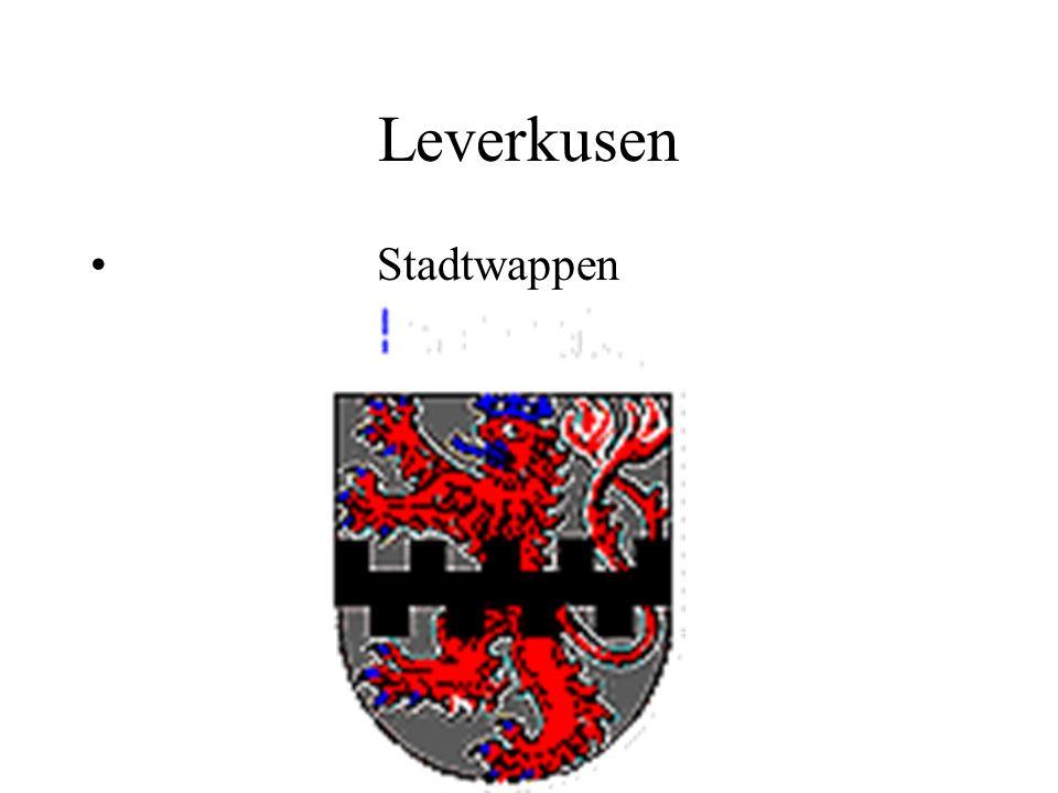 Leverkusen Stadtwappen