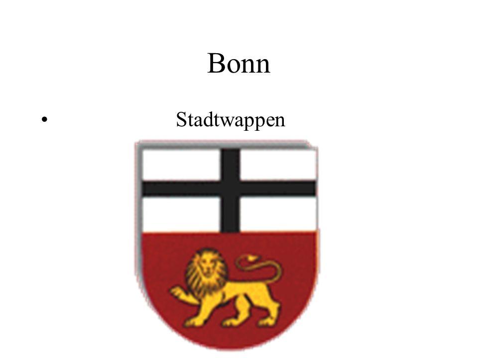 Bonn Stadtwappen