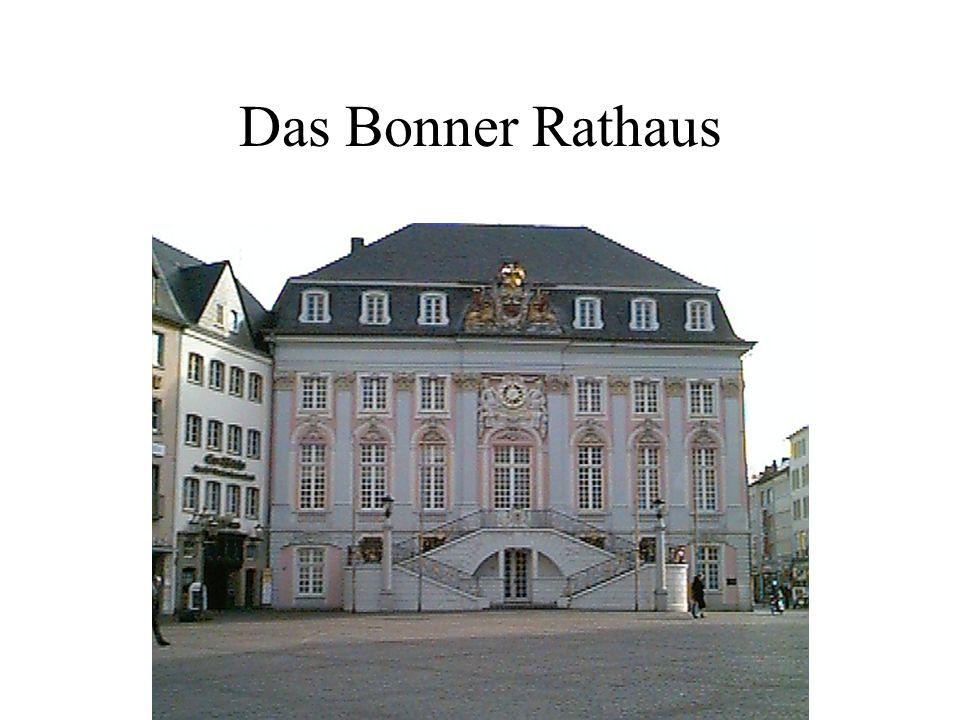 Das Bonner Rathaus