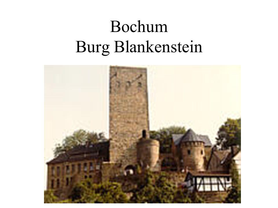 Bochum Burg Blankenstein