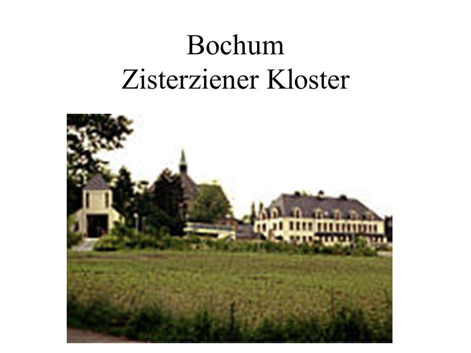 Bochum Zisterziener Kloster