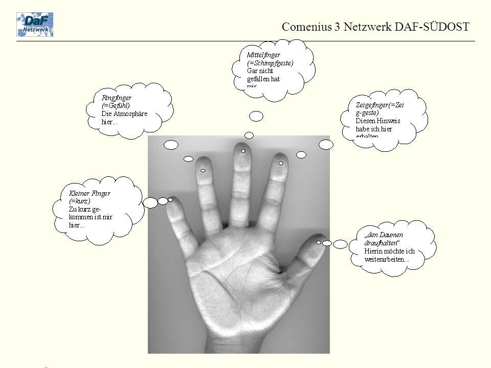 Comenius 3 Netzwerk DAF-SÜDOST