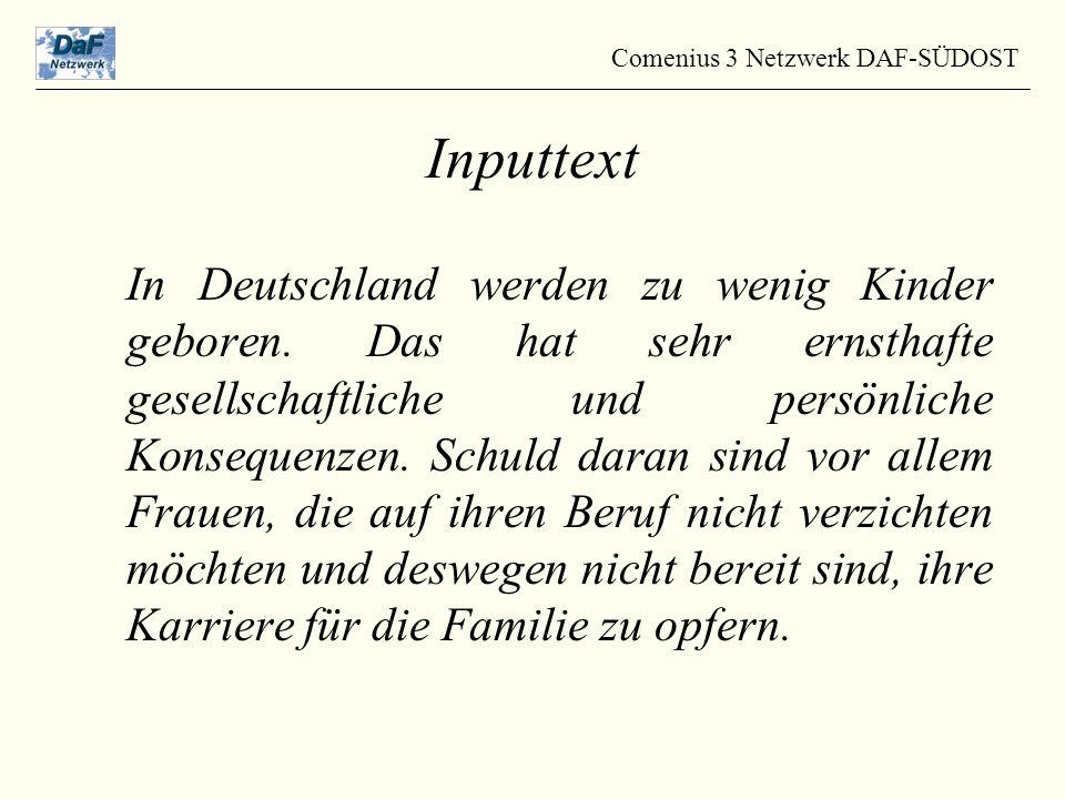In Deutschland werden zu wenig Kinder geboren.