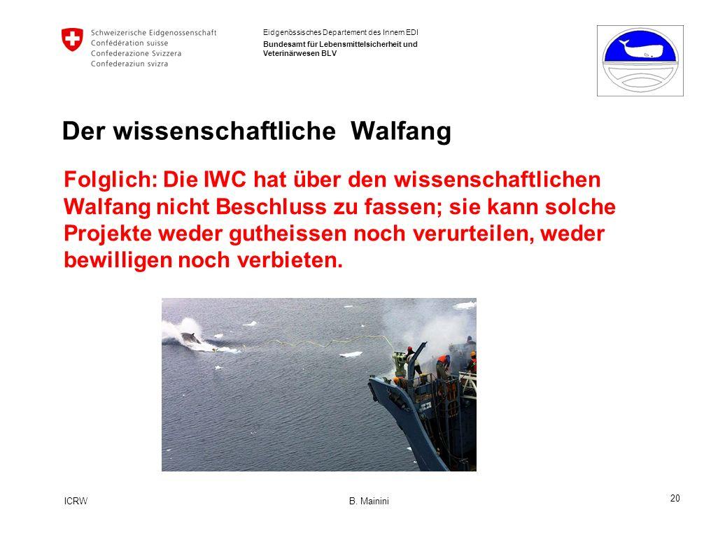 20 ICRW B.