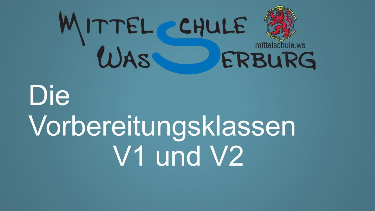 """V1 und V2 Was bedeutet """"V1 und V2 im Anschluss an die 9."""