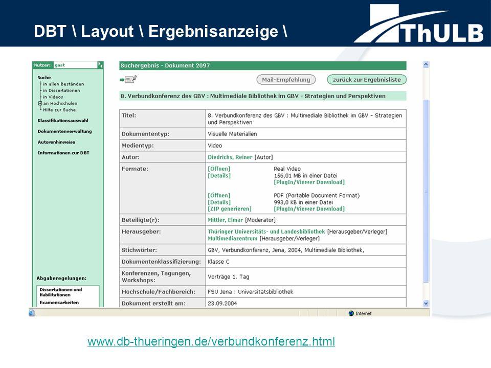 DBT \ Layout \ Ergebnisanzeige \ www.db-thueringen.de/verbundkonferenz.html