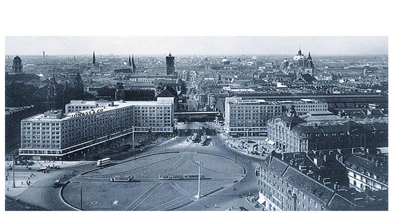 Warenhaus Hermann Tietz am Alexanderplatz (Hertie)