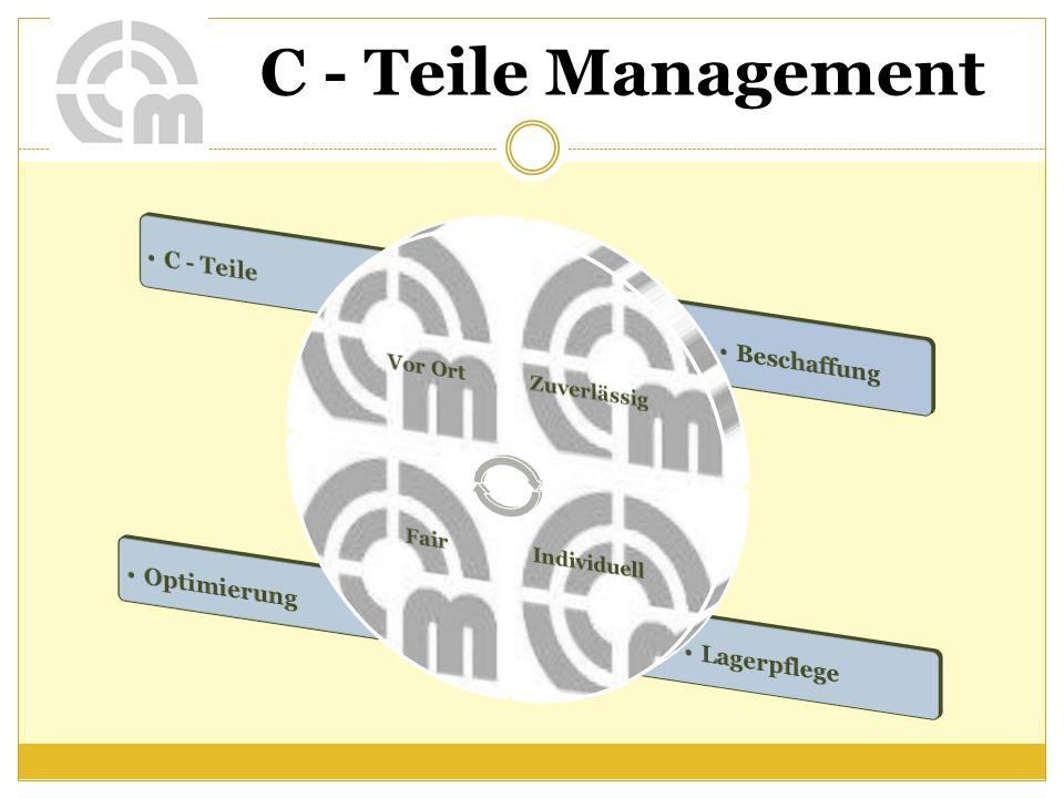 C - Teile Management