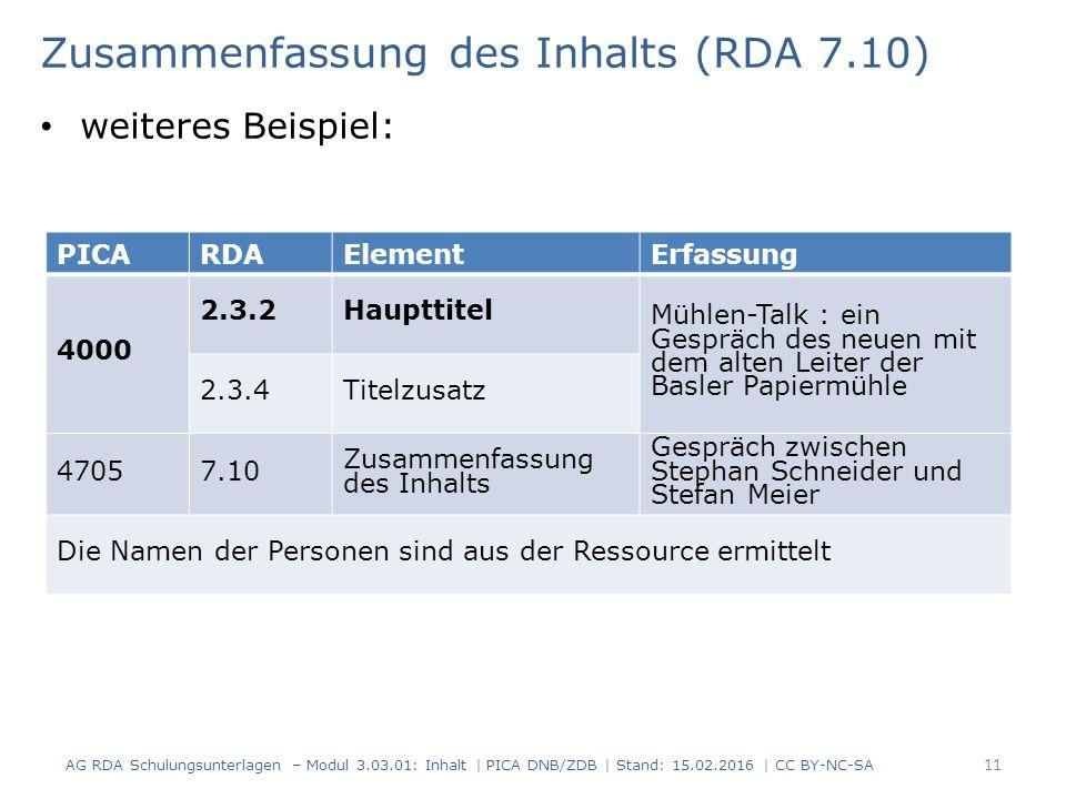 PICARDAElementErfassung 4000 2.3.2Haupttitel Mühlen-Talk : ein Gespräch des neuen mit dem alten Leiter der Basler Papiermühle 2.3.4Titelzusatz 47057.1