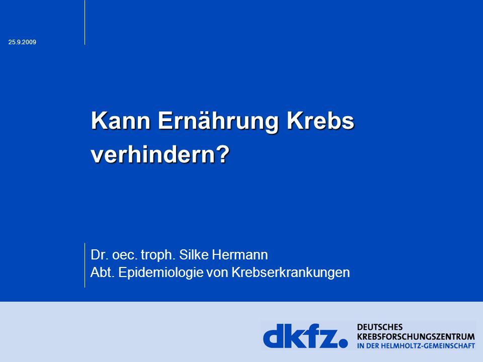 Seite 2225.9.2009 | Dr. Silke Hermann Oberstufenforum