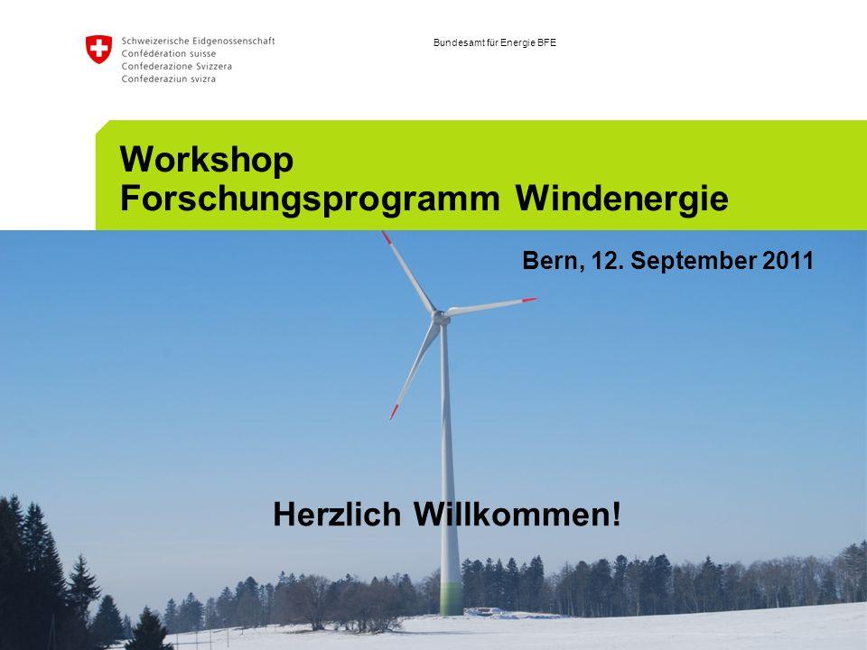 Bundesamt für Energie BFE Workshop Forschungsprogramm Windenergie September 23, 20März 2009, Robert Horbaty, ENCO AG08; K.