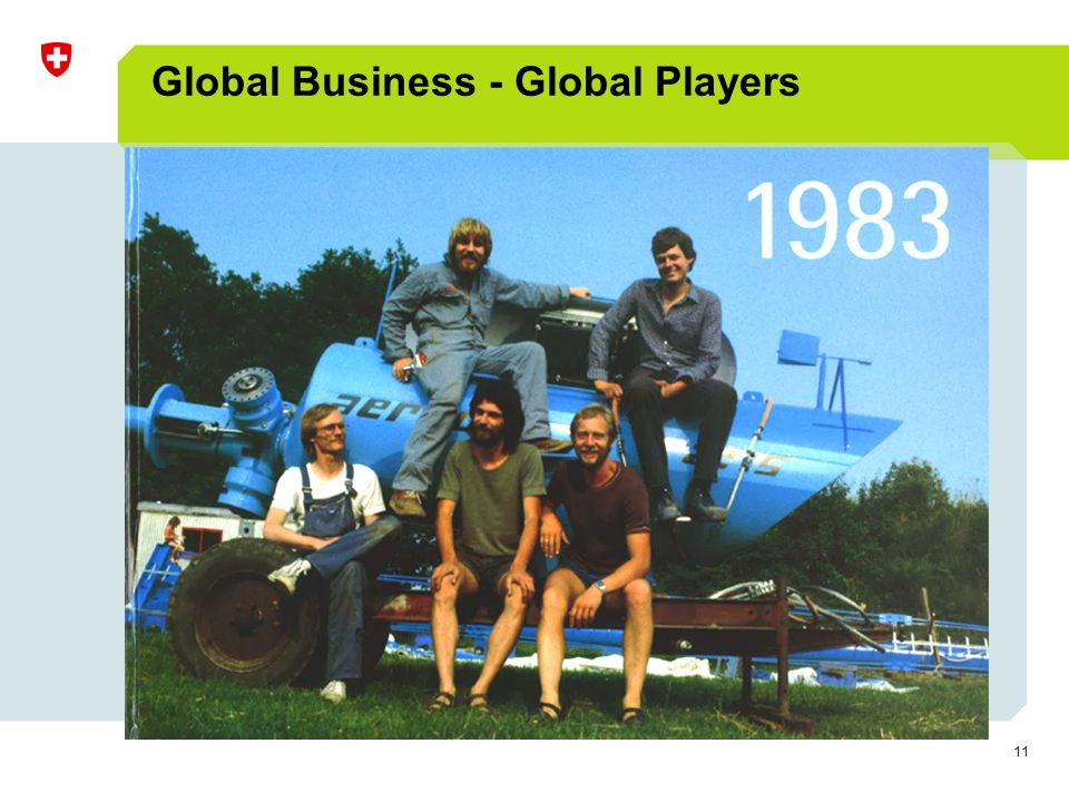 11 Global Business - Global Players