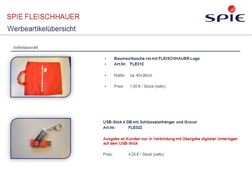 Highlights/ Subheadline Verdana, 12 Punkt, fett oder normal Als Aufzählung oder Fließtext Baumwolltasche rot mit FLEISCHHAUER Logo Art.Nr.FLE012 Maße:ca.