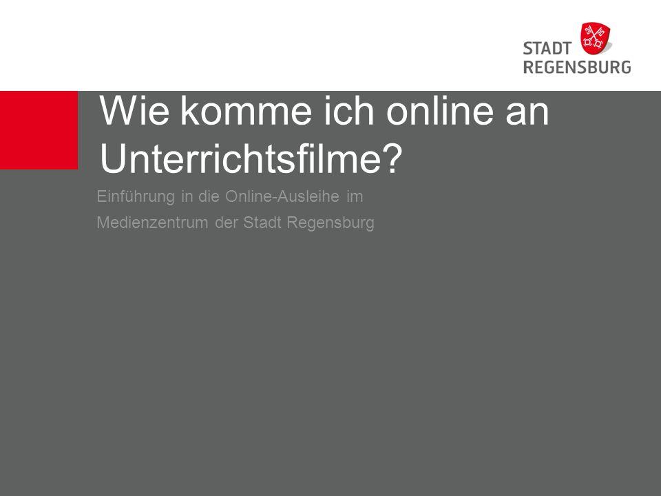 Vorteile der Online-Ausleihe  Speicherung von Filmen und Videoplayer auf USB-Stick  Leichte Einsetzbarkeit.