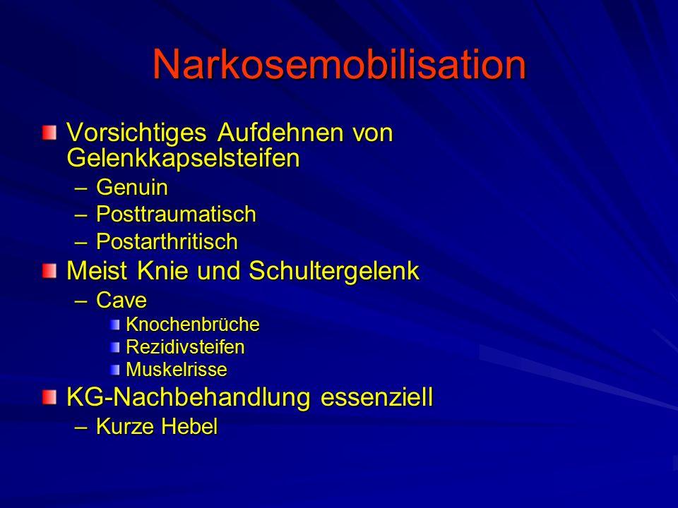 Strahlenbehandlung Verwendung von ionisierenden Strahlen –Maligne Tumore –Periartikuläre Verkalkungen Nach Hüftendoprothesen Hüftpfannenbrüchen
