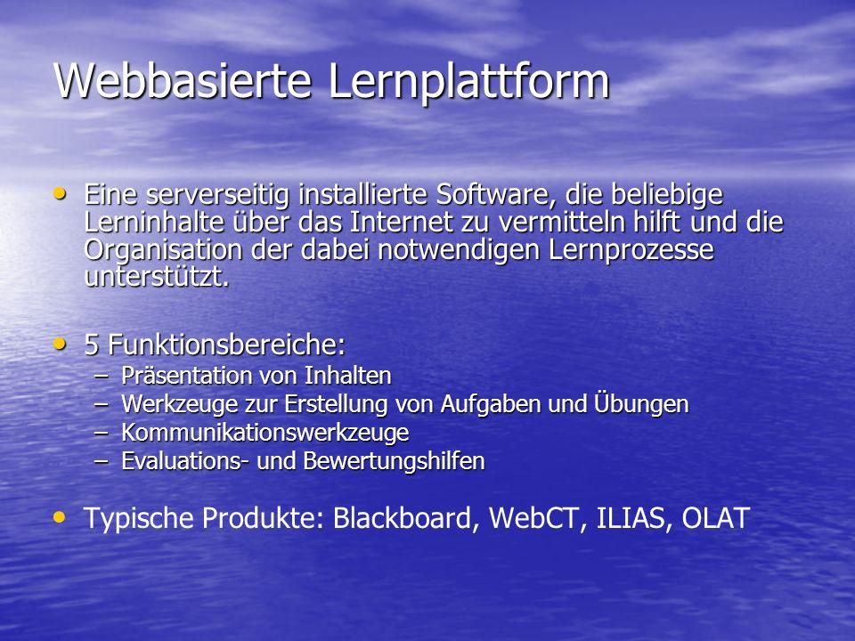 Abb. Lernplattform ILIAS