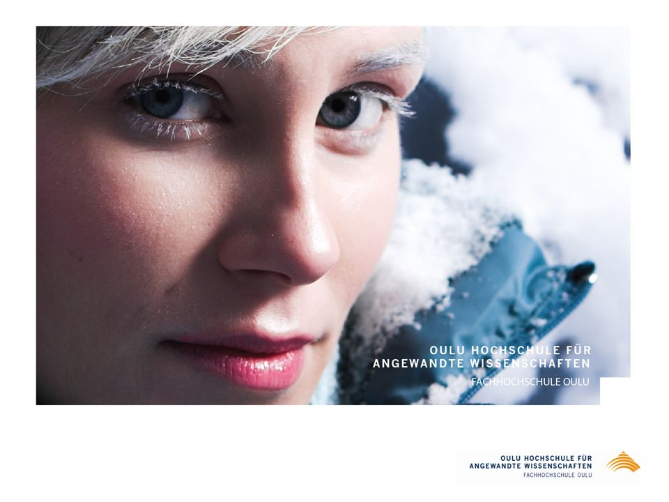 Oulu Hochschule für angewandte Wissenschaften – Verbindungen weltweit Oulu Helsinki