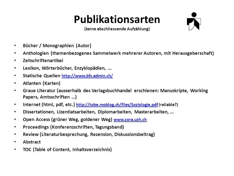 Bücher / Artikel in Büchern Übungsblatt Bibliothekskataloge für die Suche nach Bücher/Monographien (ISBN) Datenbanken für die Suche nach Zeitschriftenartikeln oder Aufsätzen in Büchern (Sammelwerkbeitrag)