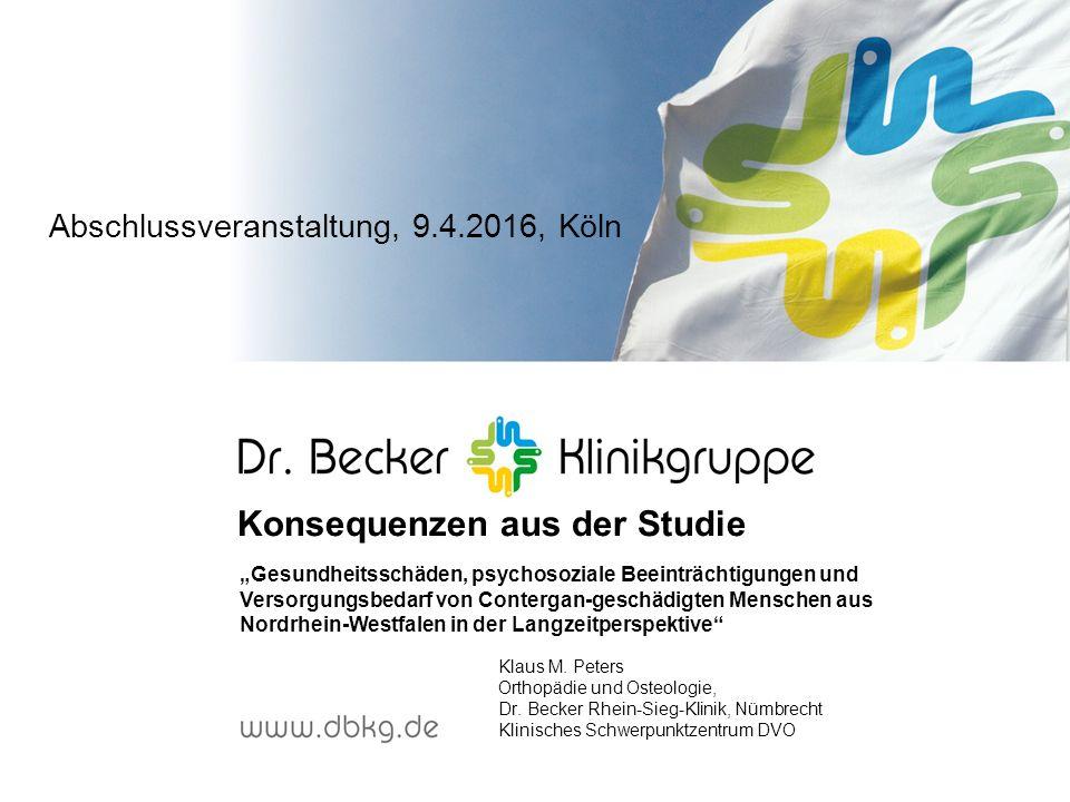 Klaus M. Peters Orthopädie und Osteologie, Dr.