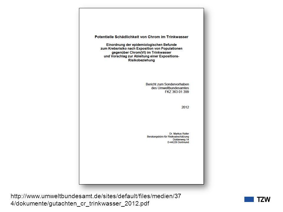 http://www.umweltbundesamt.de/sites/default/files/medien/37 4/dokumente/gutachten_cr_trinkwasser_2012.pdf