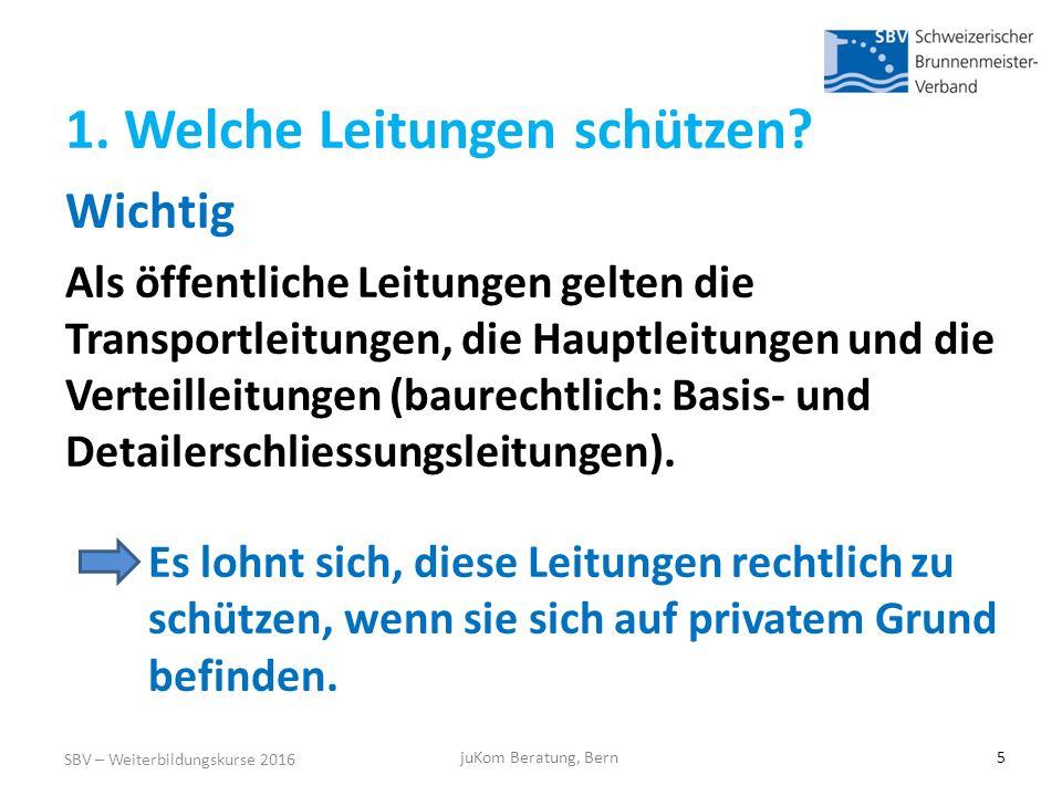 SBV – Weiterbildungskurse 2016 juKom Beratung, Bern16  mündlich oder schriftlich  Inhalt weitgehend frei  gilt nur zwischen den Parteien, die ihn abschliessen Nicht zu empfehlen 3.