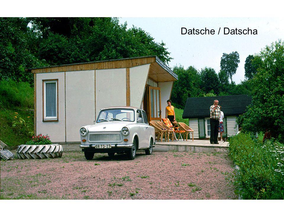 Datsche / Datscha