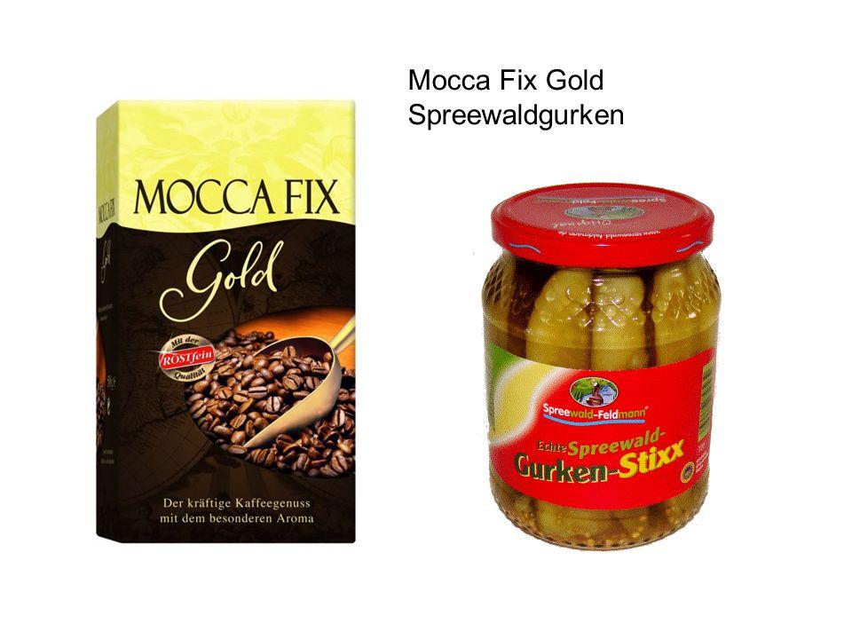 Mocca Fix Gold Spreewaldgurken