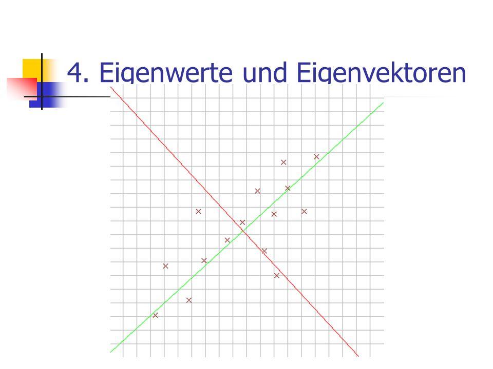 4. Eigenwerte und Eigenvektoren