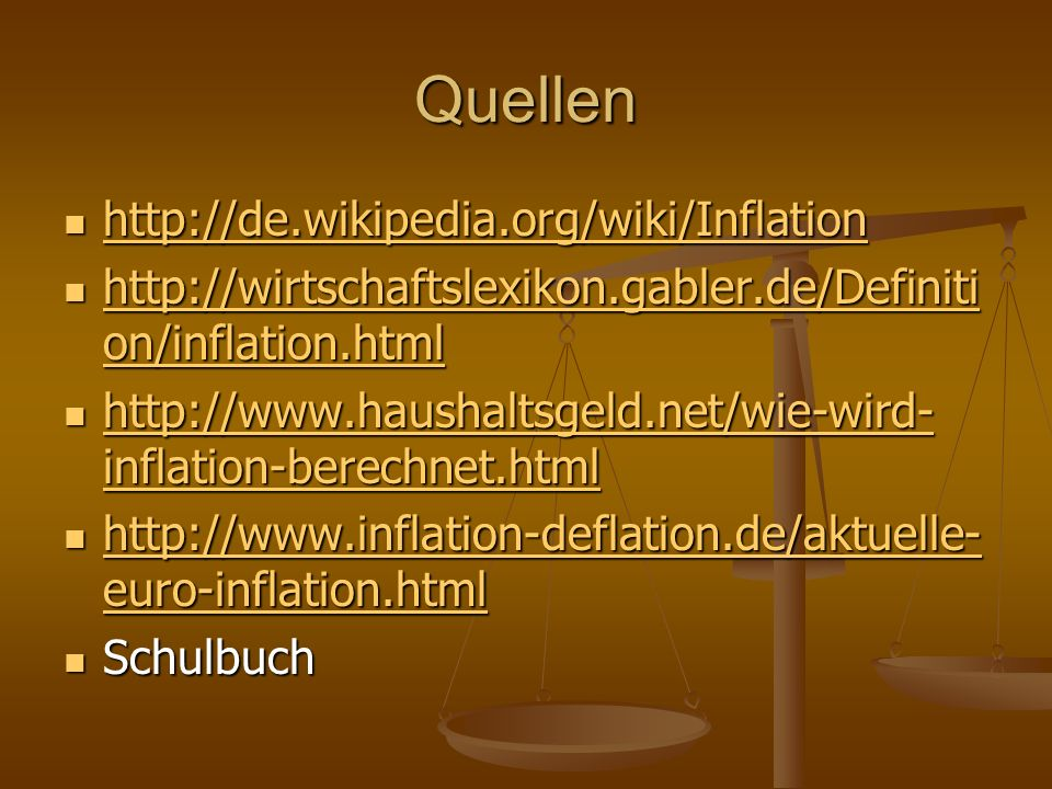 Quellen on/inflation.html   on/inflation.html   on/inflation.html   on/inflation.html   inflation-berechnet.html   inflation-berechnet.html   inflation-berechnet.html   inflation-berechnet.html   euro-inflation.html   euro-inflation.html   euro-inflation.html   euro-inflation.html Schulbuch Schulbuch