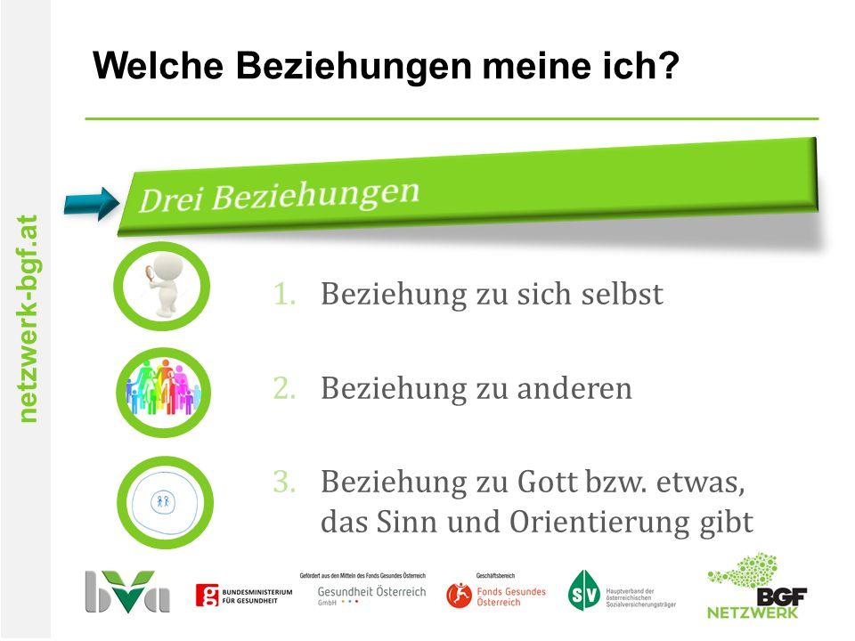 netzwerk-bgf.at Welche Beziehungen meine ich.