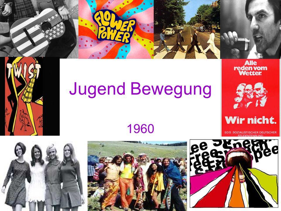 Jugend Bewegung 1960