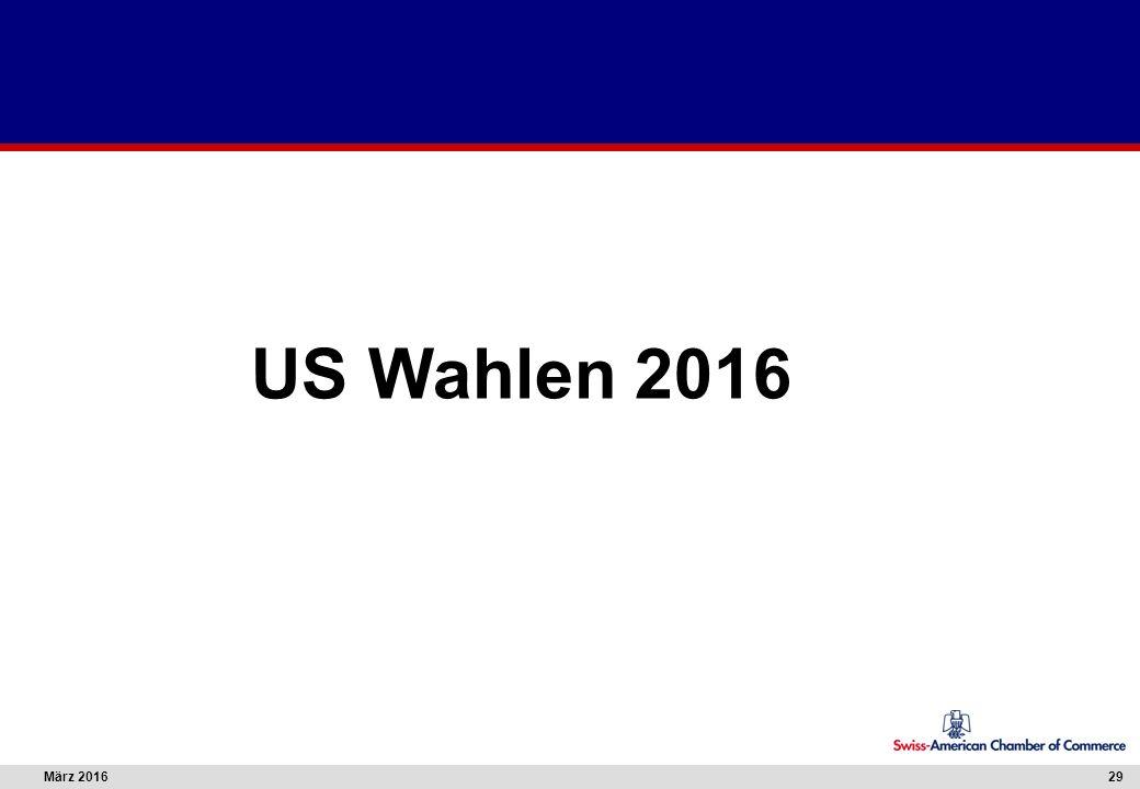 März 201629 US Wahlen 2016