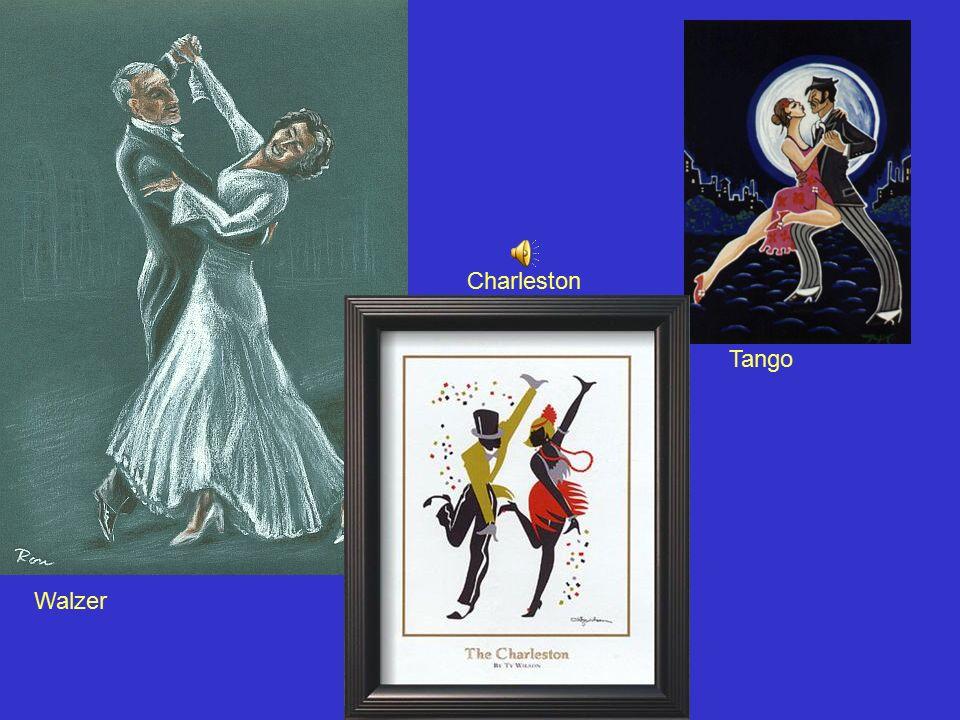 Walzer Tango Charleston