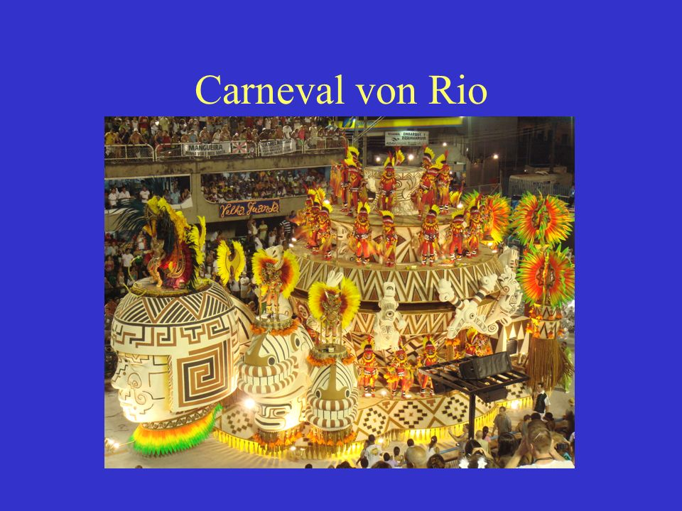 Carneval von Rio